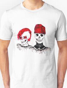 Skeleton Bones. T-Shirt
