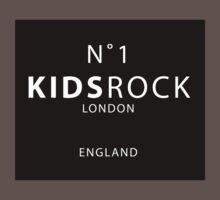 N'1 kids rock - parody tee Kids Clothes
