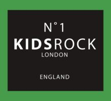 N'1 kids rock - parody tee Kids Tee