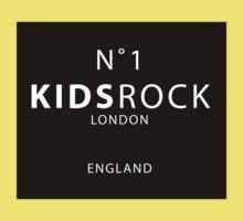 N'1 kids rock - parody tee Kids Tee