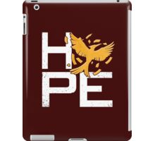 Hope is stronger than Fear iPad Case/Skin
