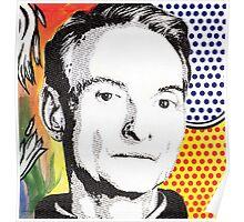 Literally Roy Lichtenstein Poster