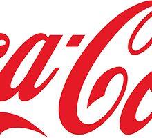 Coca-Cola (Coke) Logo by e1iza