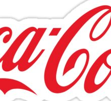 Coca-Cola (Coke) Logo Sticker