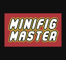 MINIFIG MASTER by Customize My Minifig by ChilleeW