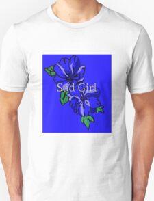 Sad Girl, Lana Del Rey Unisex T-Shirt
