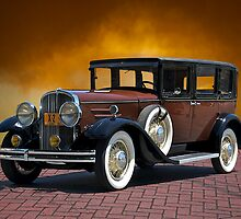 1930 Franklin Formal Sedan by DaveKoontz