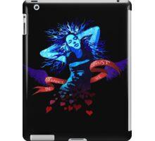 in trance we trust iPad Case/Skin