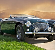 19XX Austin-Healey Sports Car by DaveKoontz