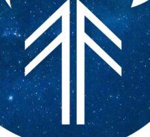 Forest Fire - Stars Sticker