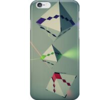Platonic Lights iPhone Case/Skin