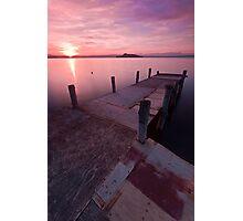 Lago Bolsena 02 Photographic Print