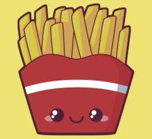 Fries One Piece - Short Sleeve