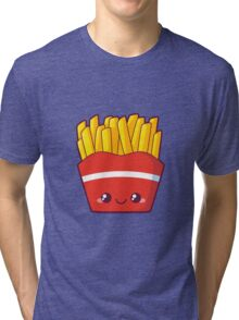 Fries Tri-blend T-Shirt