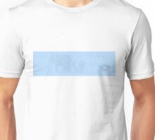 blue waterhole Unisex T-Shirt