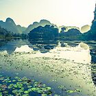 Ninh Binh Reflected by Zati