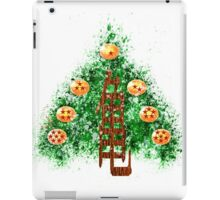 CHRISTMAS WITH DRAGON BALL iPad Case/Skin