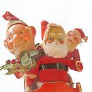 Scary Santas  by SusanSanford