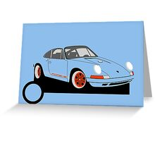 Singer 911 Dubai  Greeting Card