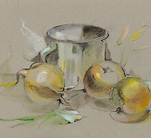 Still Life.Grey Harmony by Mara Irbe