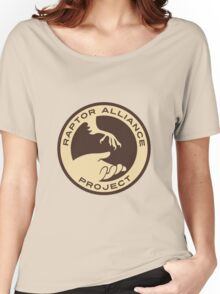 Raptor Alliance Project: Full Color Women's Relaxed Fit T-Shirt