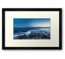 13th December 2012 Framed Print