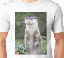 Otter paw-trait Unisex T-Shirt