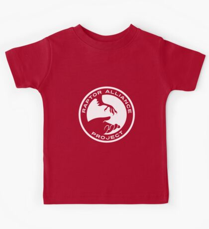 Raptor Alliance Project: White Kids Clothes