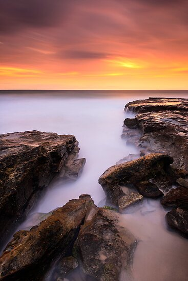 """Red Shift"" ∞ Pincushion Island, QLD - Australia by Jason Asher"