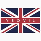 Yeovil UK Flag		 by FlagCity