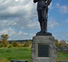 Gettysburg National Park - John Buford Memorial Sticker