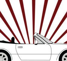 Eunos Roadster Sticker