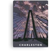 Charleston Canvas Print
