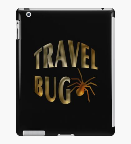Travel Bug iPad Case/Skin