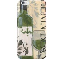 Transitional Wine Chenin Blanc iPhone Case/Skin
