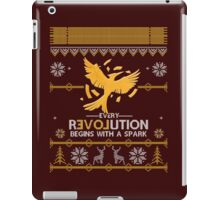 The Hunger Games Ugly Christmas Sweater iPad Case/Skin