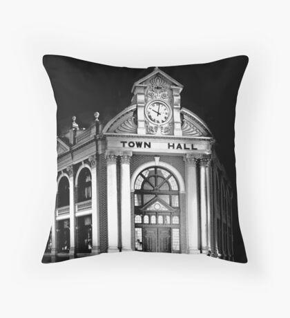 York Town Hall - Western Australia  Throw Pillow