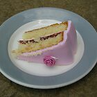 Slice Of Cake by Lucy Wilson
