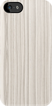 White Wood Grain by pjwuebker