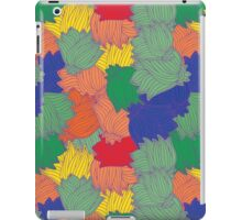 Floral Chaos iPad Case/Skin
