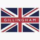 Gillingham UK Flag		 by FlagCity