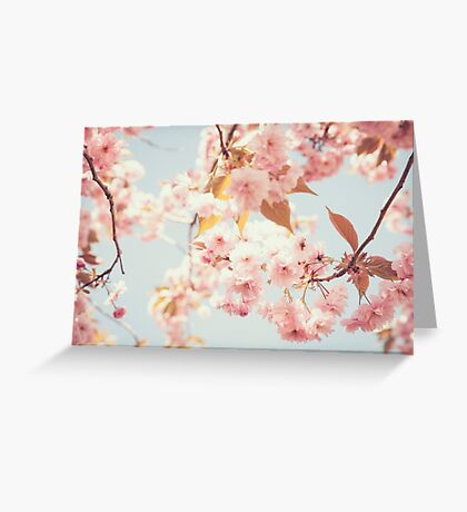 Cherry dream Greeting Card