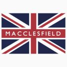 Macclesfield UK Flag		 by FlagCity