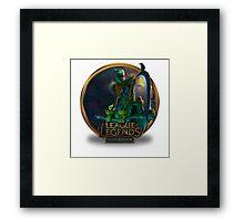 Fiddlestick - League of Legends Framed Print