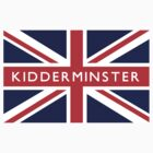 Kidderminster UK Flag by FlagCity
