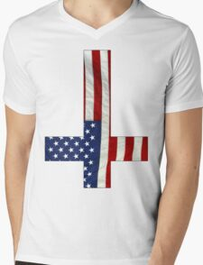 Inverted Cross-America T-Shirt