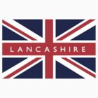 Lancashire UK Flag	 by FlagCity