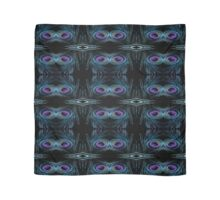 Juno peacock print scarf Scarf