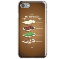 The BLT's iPhone Case/Skin