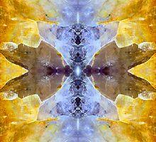 Take Wing (Amethyst and Citrine) by Stephanie Bateman-Graham